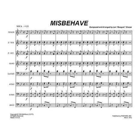 Misbehave by Len