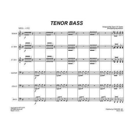 Tenor Bass 97 by Jason