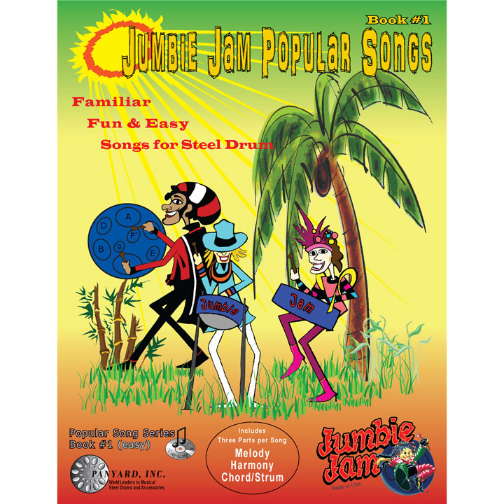 Jumbie Jam Popular Songs Book #1