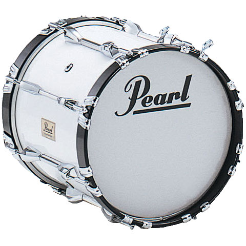 "Pearl 14"" Competitor Marching Bass Drum"