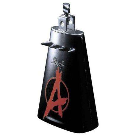 Pearl Anarchy Heavy Metal Cowbell