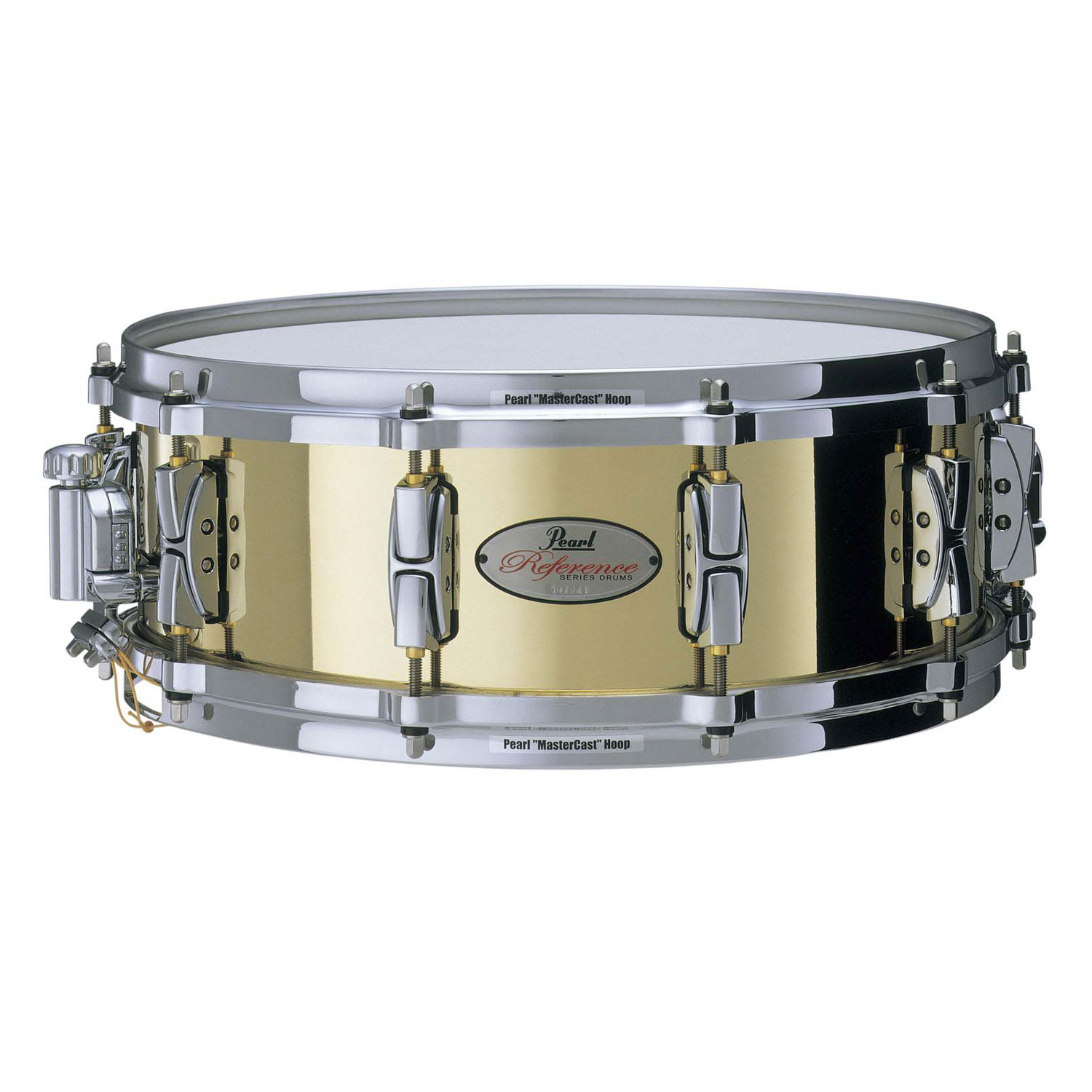 "Pearl 14"" x 5"" 3mm Brass Snare Drum"