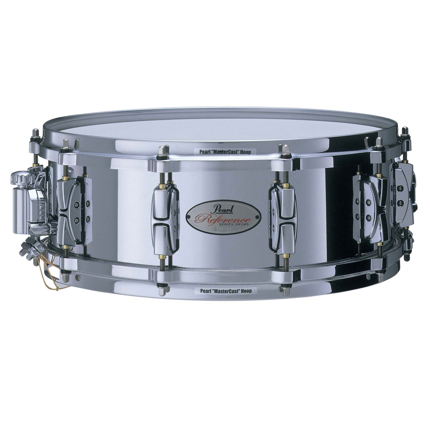 "Pearl 14"" x 5"" 3mm Cast Steel Snare Drum"