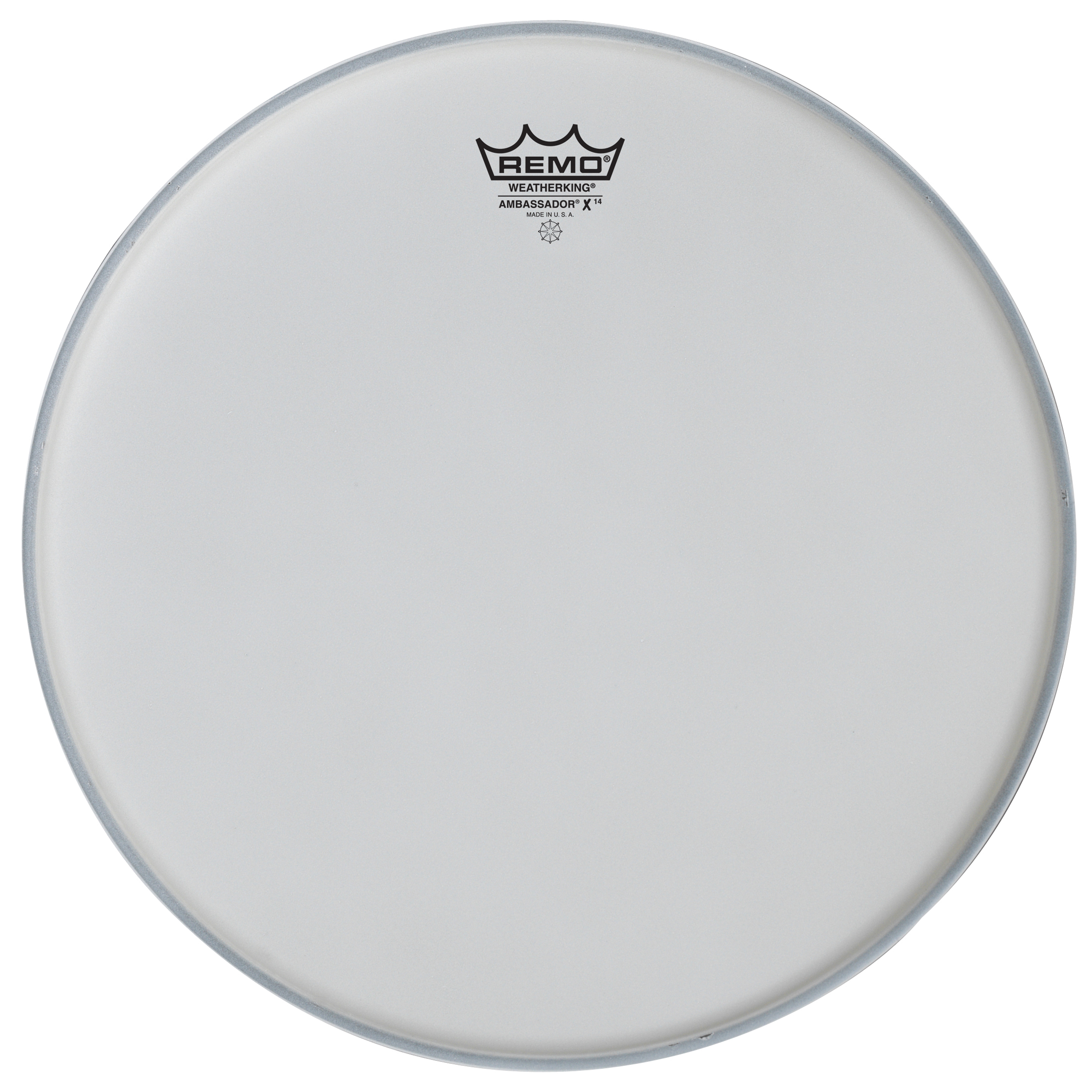 "Remo 13"" Ambassador X14 Coated Drum Head"