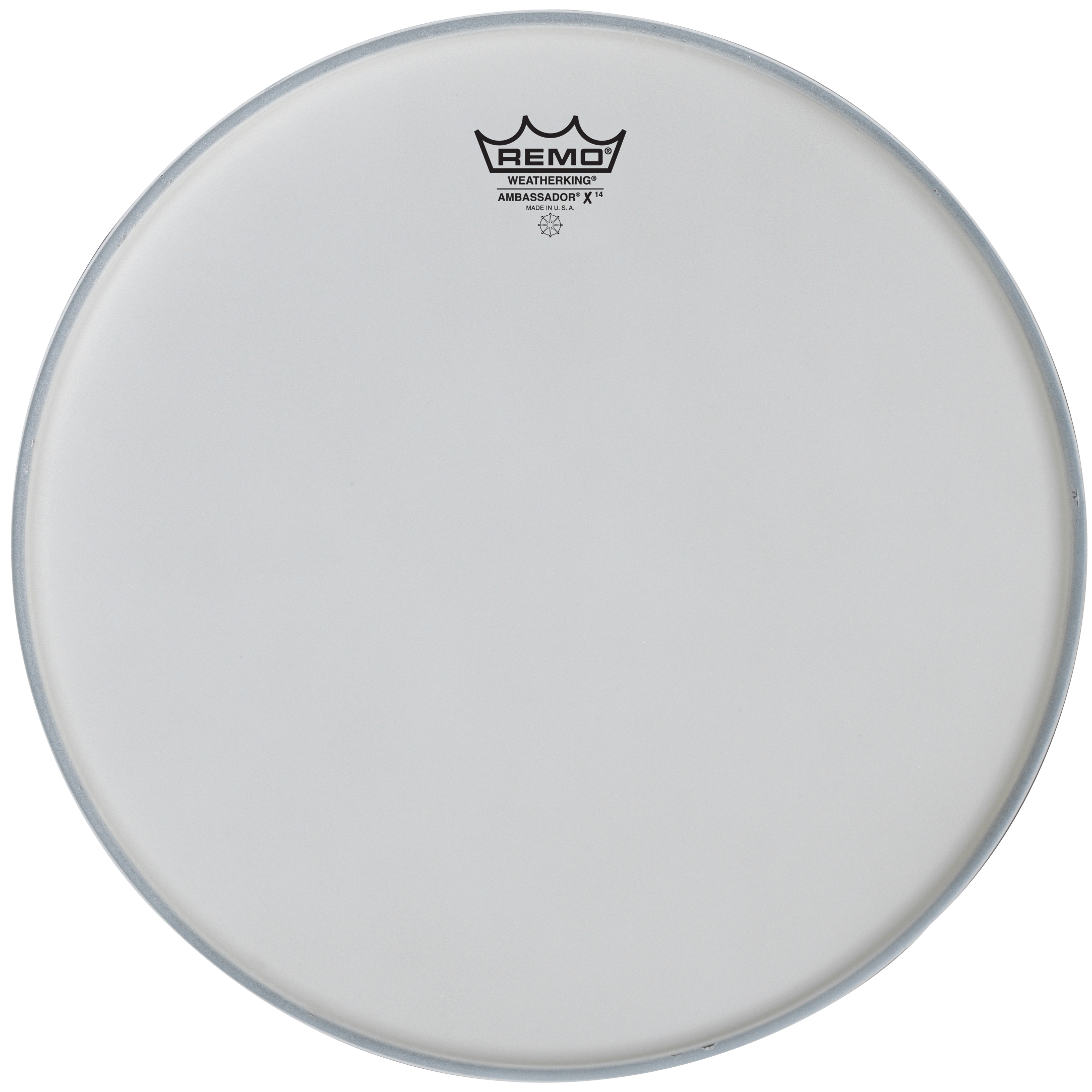"Remo 14"" Ambassador X14 Coated Drum Head"
