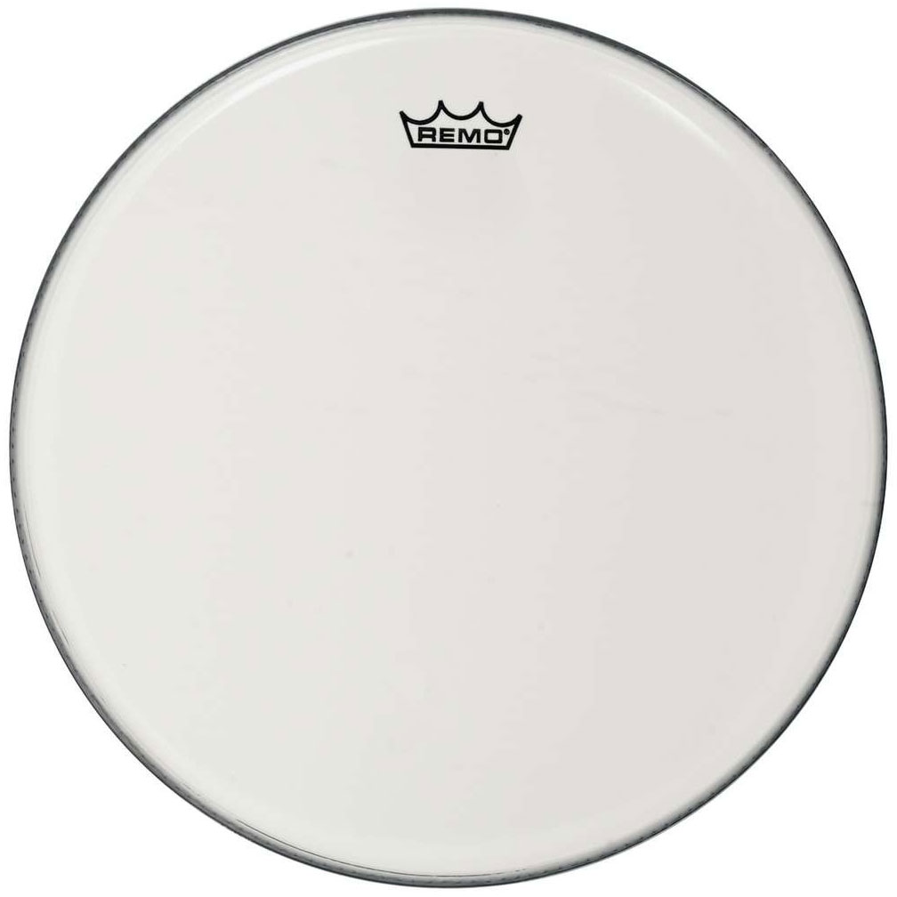 "Remo 13"" Emperor Clear Crimplock Marching Tenor Drum Head"