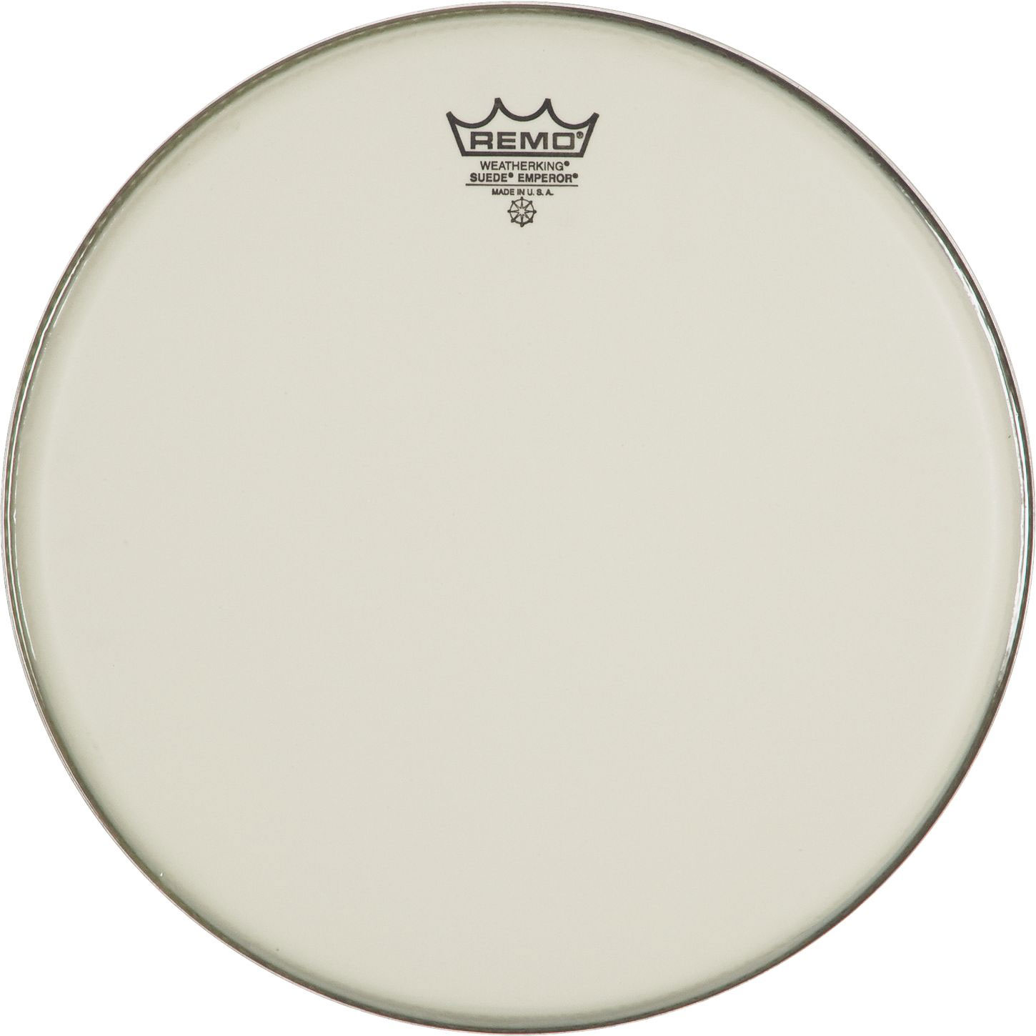 "Remo 12"" Emperor Suede Drum Head"