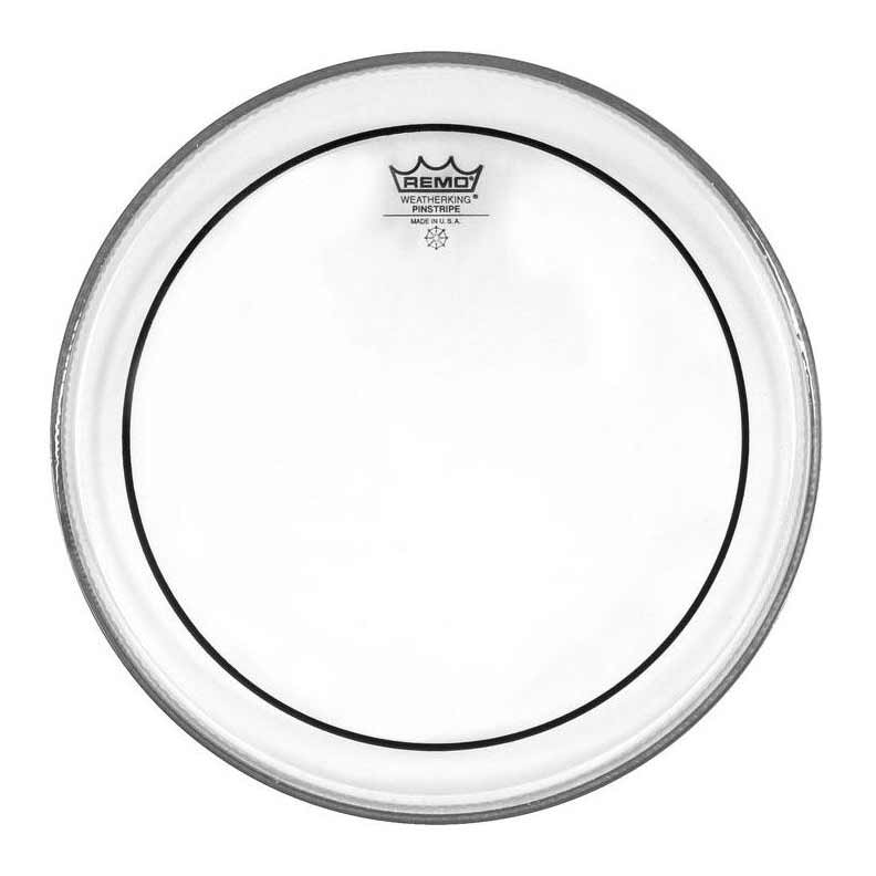 "Remo 6"" Pinstripe Clear Drum Head"