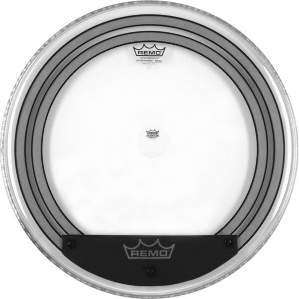 """Remo 22"""" Powersonic Clear Bass Drum Head"""