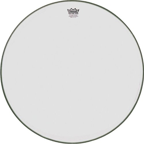 "Remo 31.5"" RC-Series (Renaissance) Hazy Timpani Head with Low-Profile Steel Insert Ring"