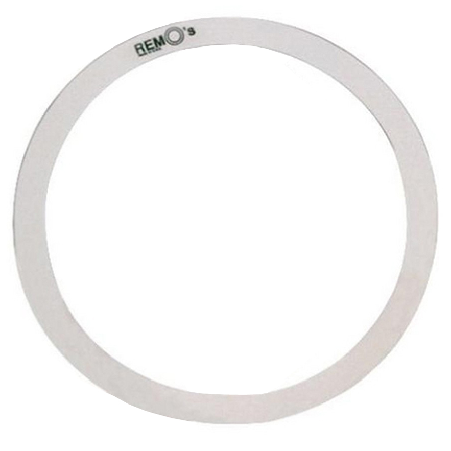 "Remo 13"" Head - 1 & 1.5"" Rem-O Ring"