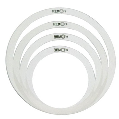 "Remo 10-12-14-14"" Rem-O-Ring Pack"