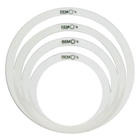 "Remo 12-13-14-16"" Rem-O-Ring Pack"