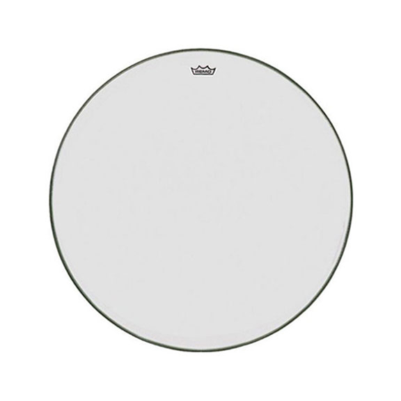 "Remo 22"" TC-Series (Custom) Clear Timpani Head with Steel Insert Ring"