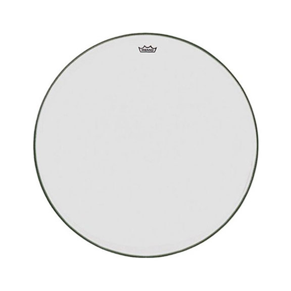 "Remo 23"" TC-Series (Custom) Clear Timpani Head with Steel Insert Ring"