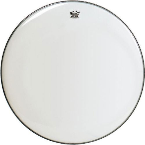 "Remo 25"" TC-Series (Custom) Clear Timpani Head with Low-Profile Steel Insert Ring"