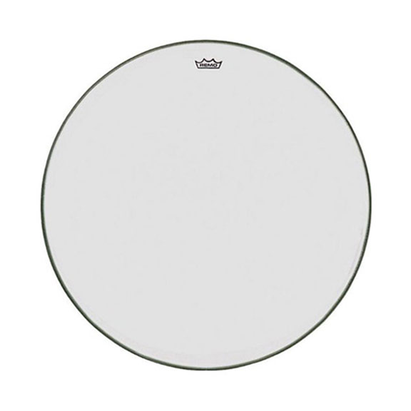 "Remo 25.5"" TC-Series (Custom) Clear Timpani Head with Steel Insert Ring"