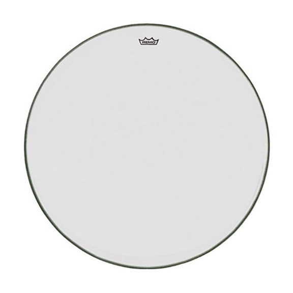 "Remo 26"" TC-Series (Custom) Clear Timpani Head with Steel Insert Ring"