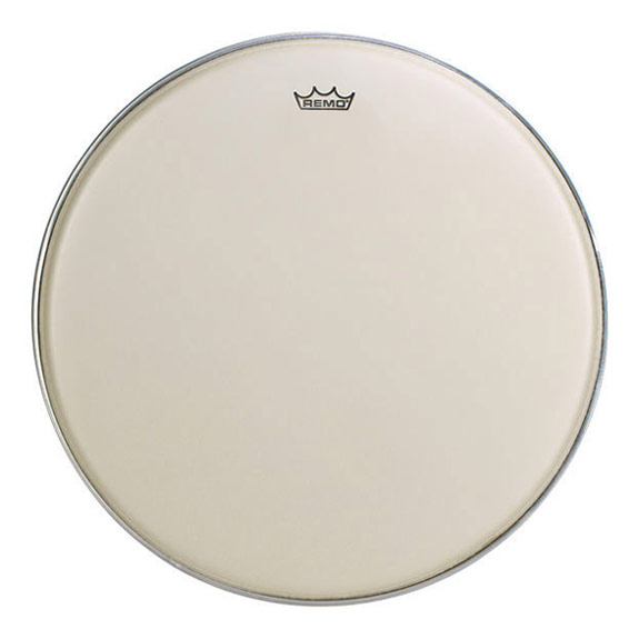 "Remo 28.5"" TC-Series (Custom) Hazy Timpani Head with Low-Profile Steel Insert Ring"