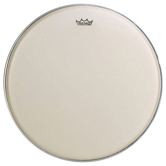 "Remo 32"" TC-Series (Custom) Hazy Timpani Head with Low-Profile Steel Insert Ring"