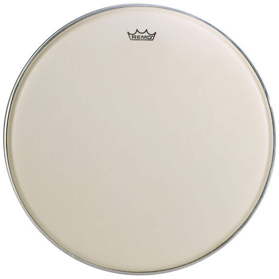 "Remo 34"" TC-Series (Custom) Hazy Timpani Head with Low-Profile Steel Insert Ring"