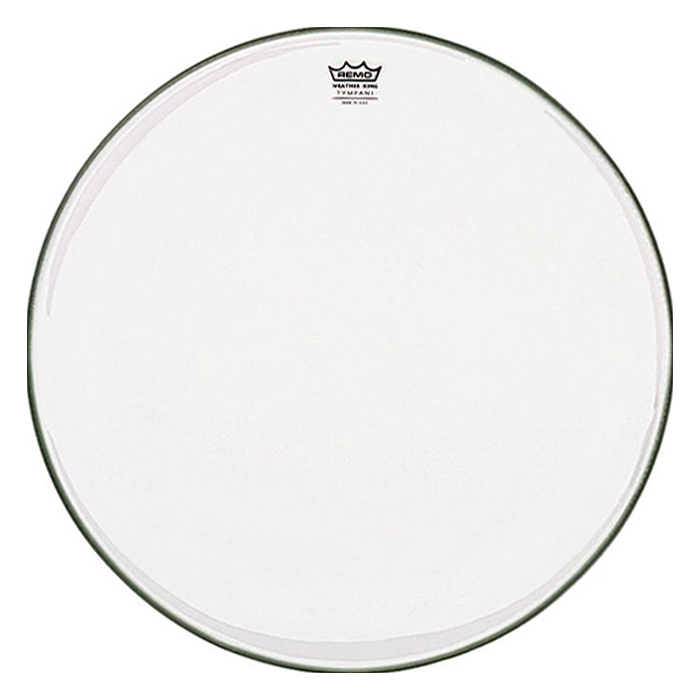"Remo 22"" TI-Series (Weatherking) Clear Timpani Head"
