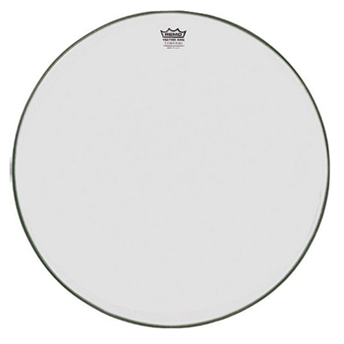 "Remo 23"" TI-Series (Weatherking) Hazy Timpani Head"