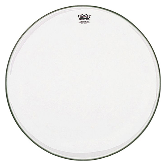 "Remo 23"" TI-Series (Weatherking) Clear Timpani Head"