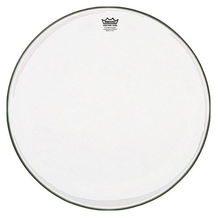 "Remo 24.25"" TI-Series (Weatherking) Clear Timpani Head"