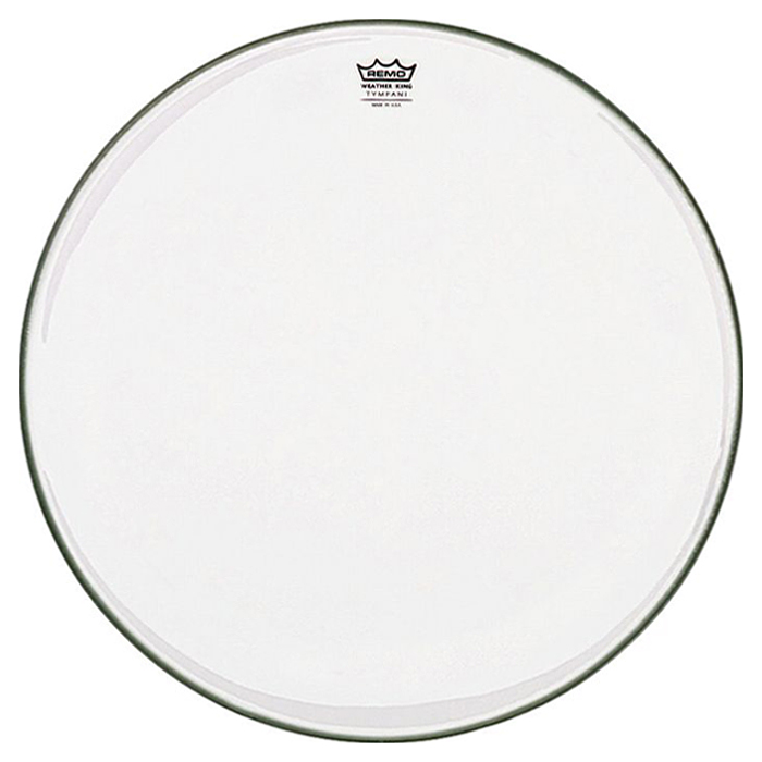 "Remo 27"" TI-Series (Weatherking) Clear Timpani Head"
