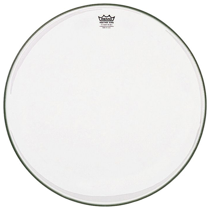 "Remo 30"" TI-Series (Weatherking) Clear Timpani Head"