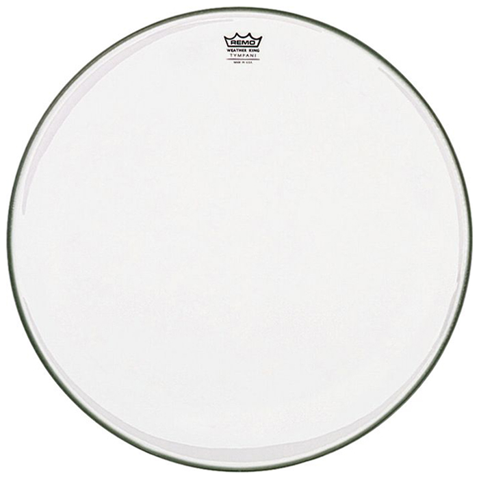 "Remo 31"" TI-Series (Weatherking) Clear Timpani Head"