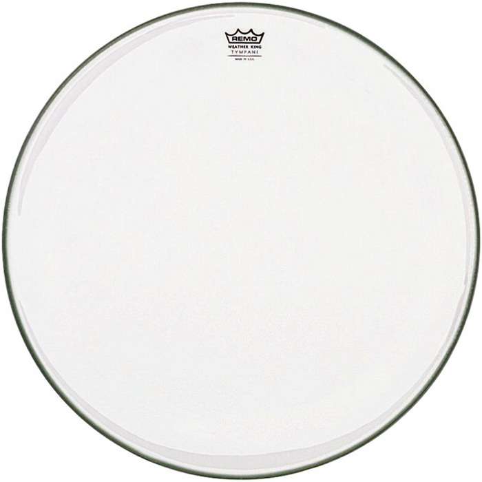"Remo 33"" TI-Series (Weatherking) Clear Timpani Head"