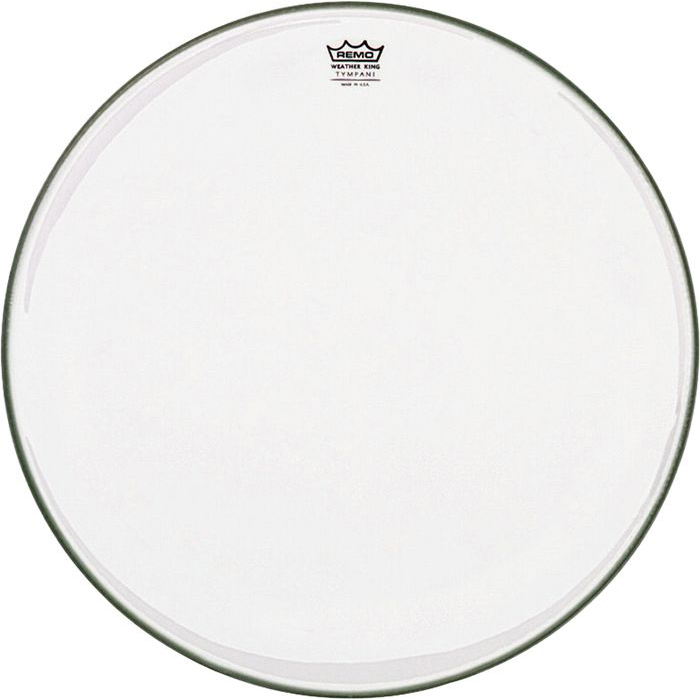 "Remo 34"" TI-Series (Weatherking) Clear Timpani Head"