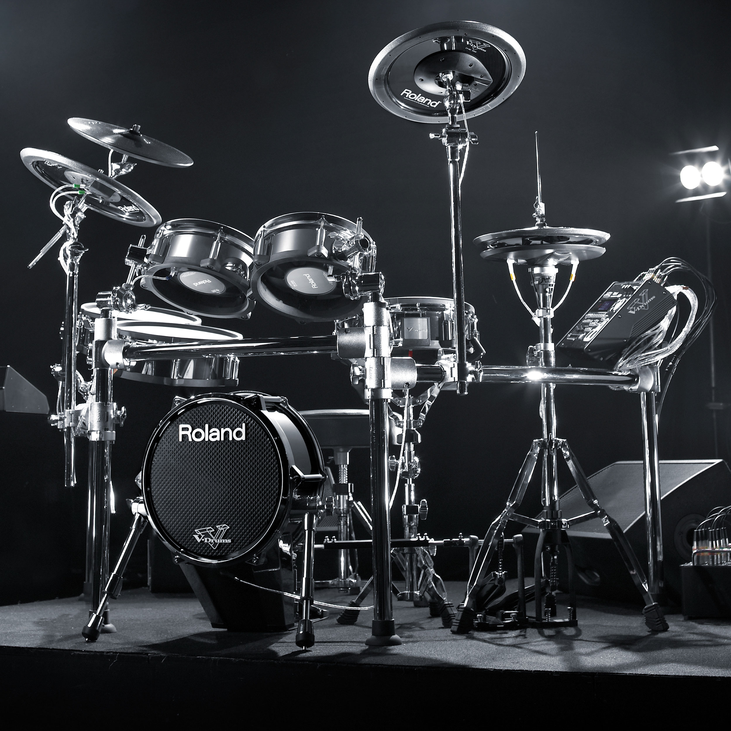 roland v pro series electronic drum set td 30kv s. Black Bedroom Furniture Sets. Home Design Ideas