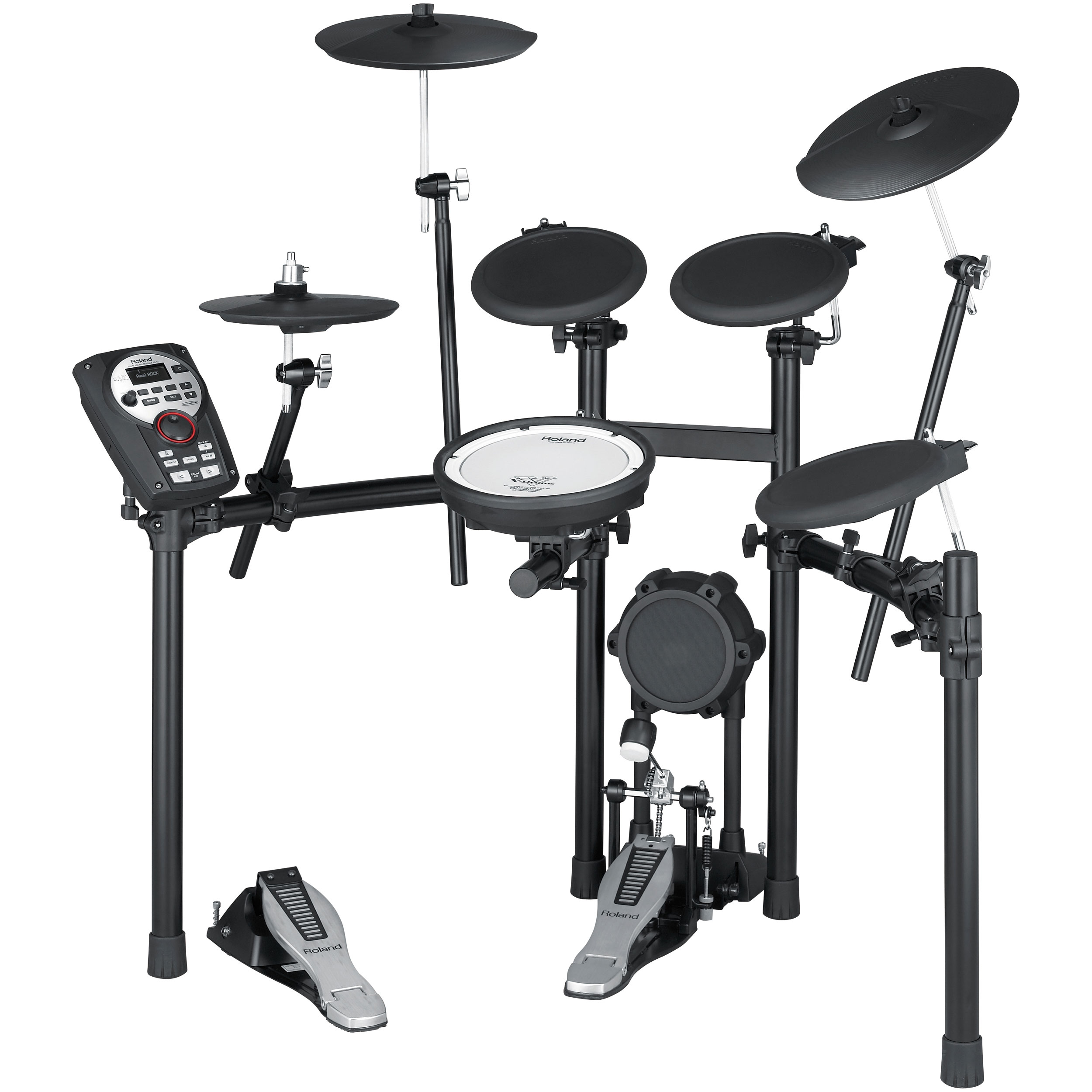 roland v drums v compact series electronic drum set td 11k s. Black Bedroom Furniture Sets. Home Design Ideas