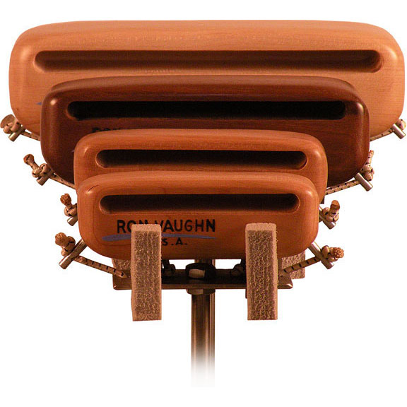 Ron Vaughn Percussion FlexMount Woodblock Mounts