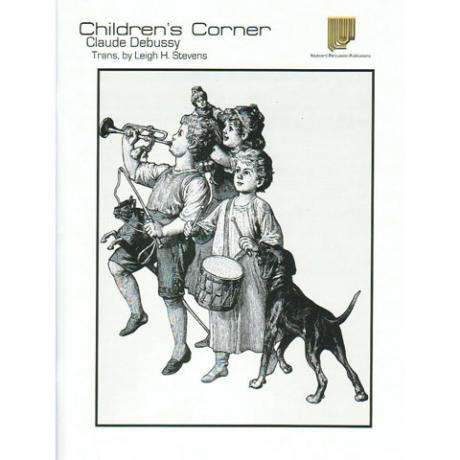 Children's Corner by Debussy arr. Leigh Howard Stevens