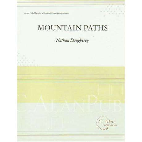 Mountain Paths by Nathan Daughtrey