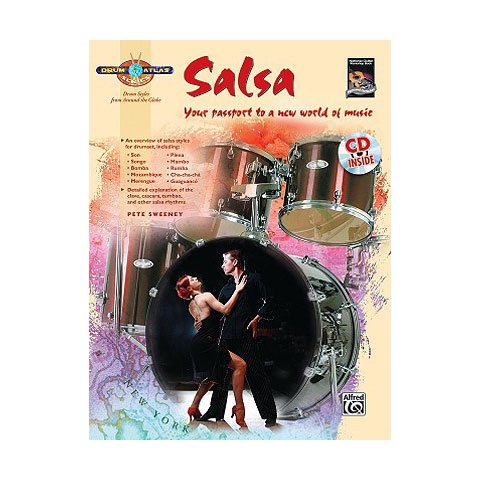 Drum Atlas: Salsa by Pete Sweeney