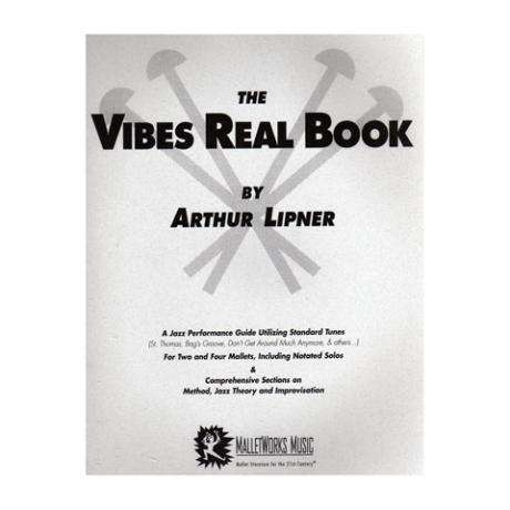 The Vibes Real Book by Arthur Lipner
