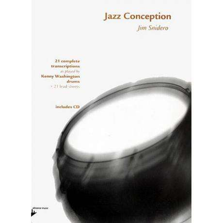 Intermediate Jazz Conception for Drums by Jim Snidero