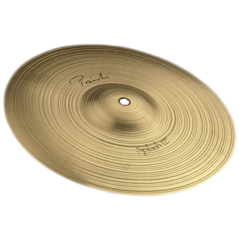 "Paiste 12"" Signature Series Splash Cymbal"