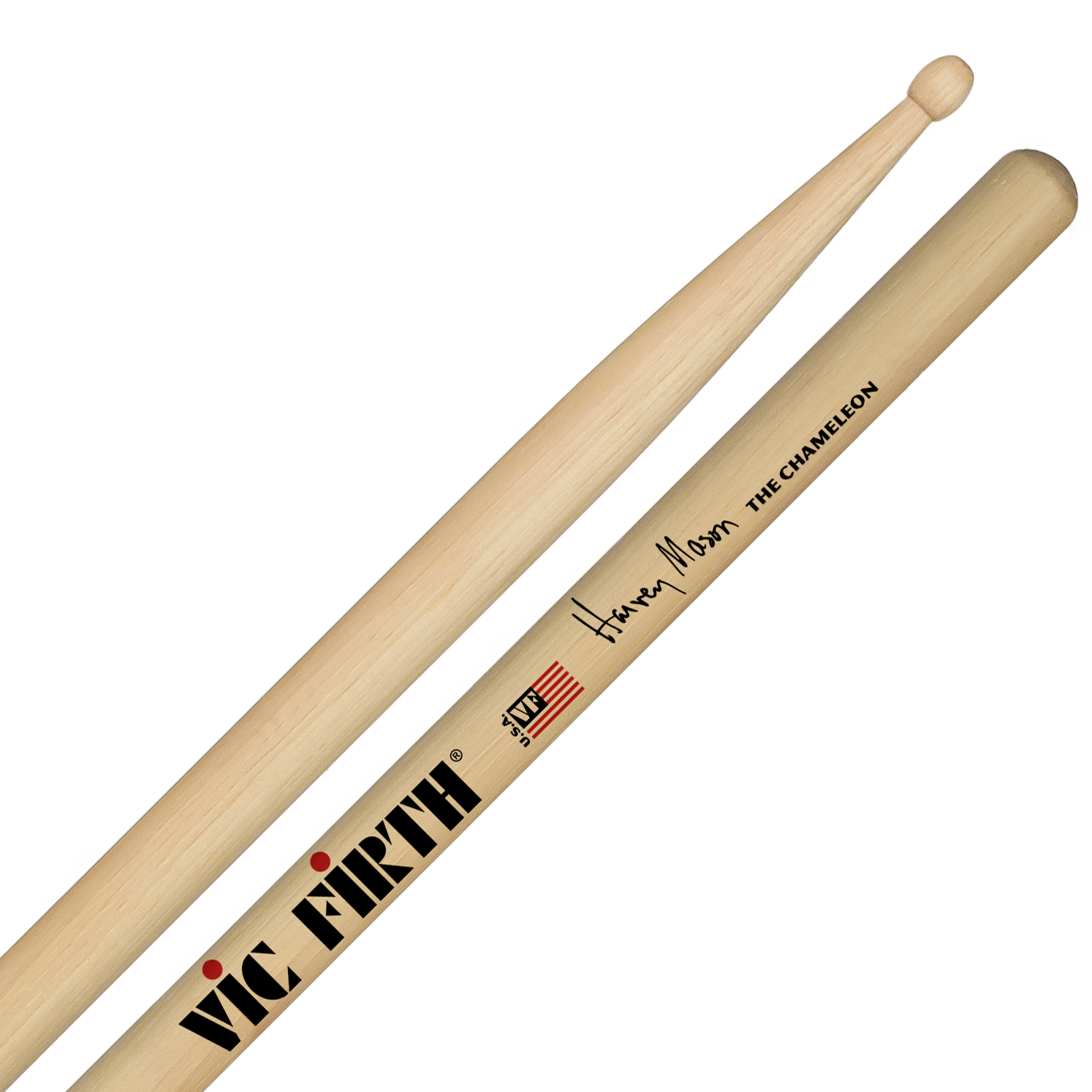 "Vic Firth Harvey Mason ""The Chameleon"" Signature Drumsticks"