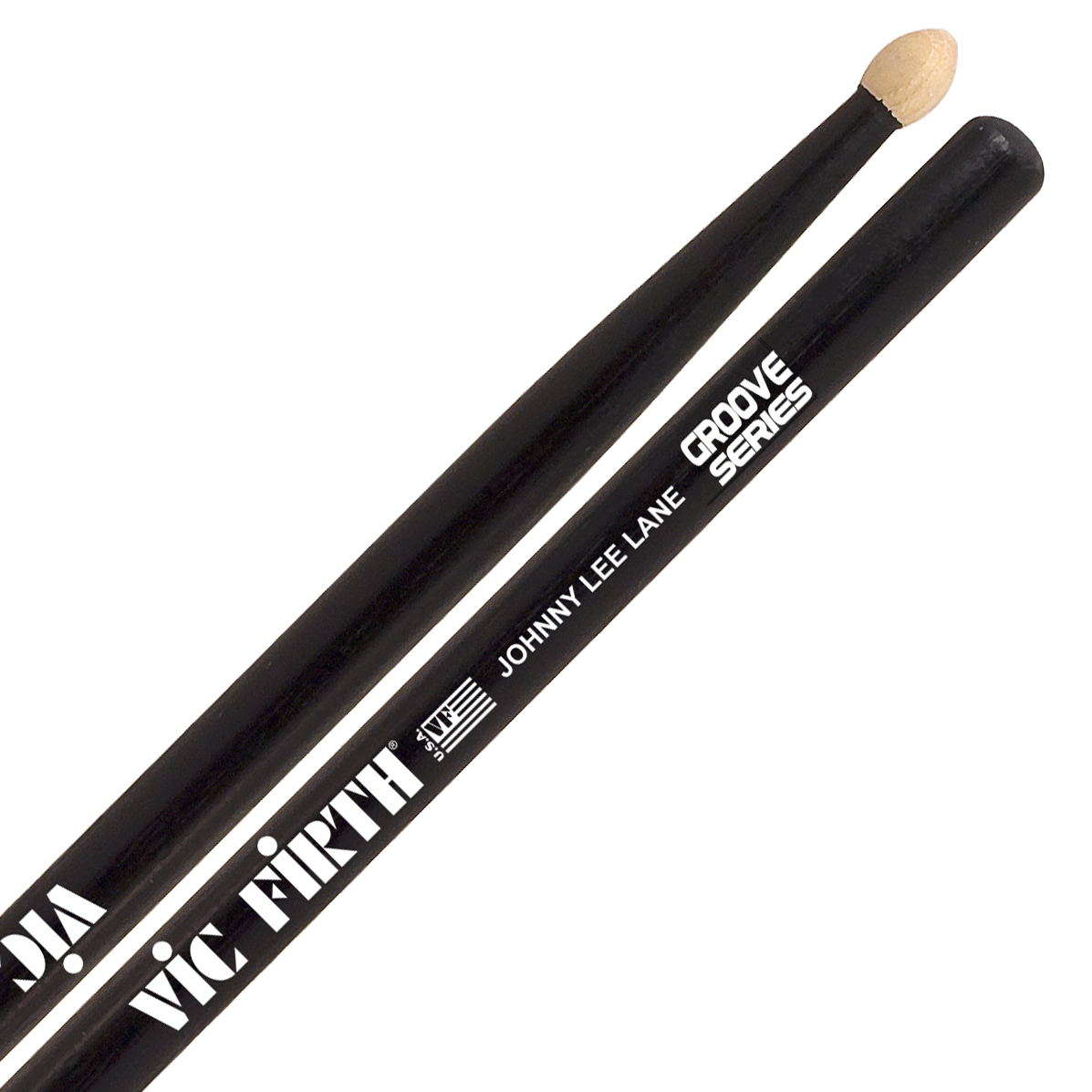 Vic Firth SJLL Johnny Lee Lane Corpsmaster Signature Marching Snare Sticks