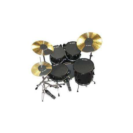vic firth fusion drum and cymbal mute pack 20 bass mutepp5. Black Bedroom Furniture Sets. Home Design Ideas