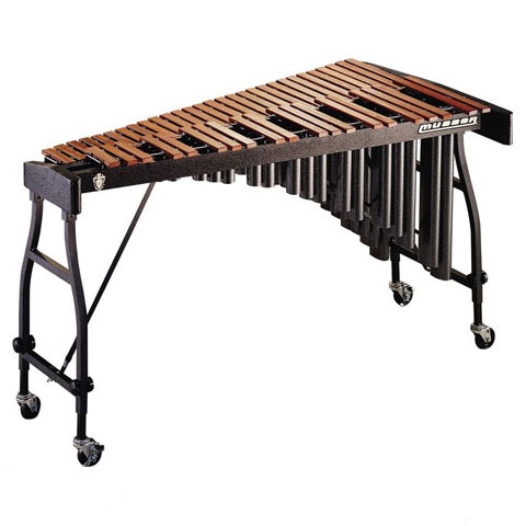 Musser Studio Series 4.0 Octave Height Adjustable Padouk Marimba