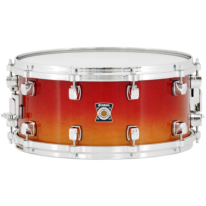"Yamaha 14"" x 6.5"" Sensitive Series Maple Snare Drum"