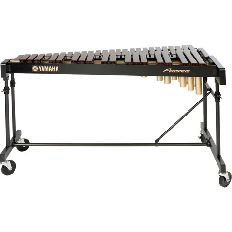Yamaha 3.5 Oct Acoustalon Xylophone and Cover