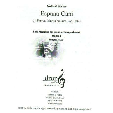 Espana Cani by Pascual Marquina arr. Earl Hatch